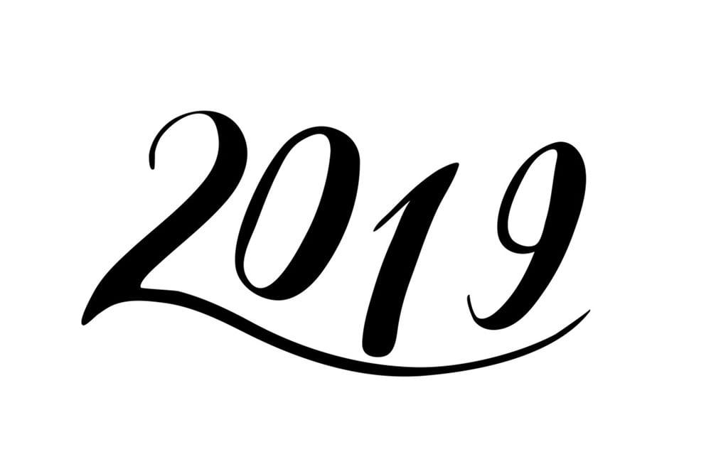 Statistics for 2019