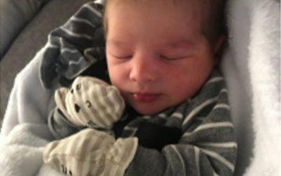 Kimberly's Story – Baby Levi Cole born January 22, 2019